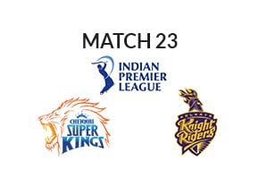 Prediction CSK vs KKR