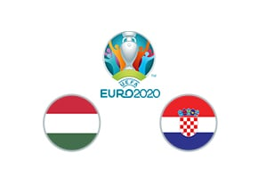 Euro 2020 Hungary vs Croatia