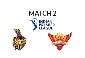 Prediction Kolkata Knight Riders vs Sunrisers Hyderabad