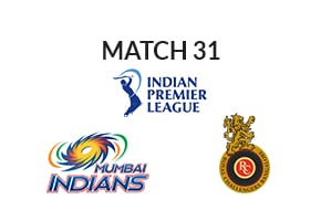 Prediction MI vs RCB