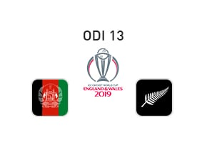 Prediction Afghanistan vs New Zealand
