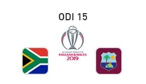 Prediction South Africa vs West Indies