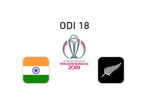 Prediction India vs New Zealand