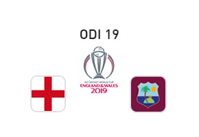 Prediction England vs West Indies