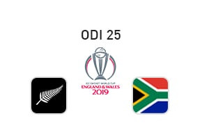 Prediction New Zealand vs South Africa
