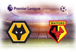 PL Wolves vs Watford