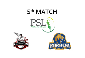 Prediction Lahore Qalandars vs Karachi Kings