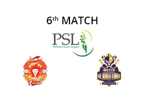 Prediction Islamabad United vs Quetta Gladiators