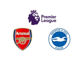 Premier League Arsenal vs Brighton