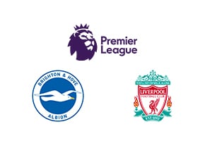 Premier League Brighton vs Liverpool