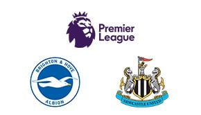 Premier League Brighton vs Newcastle