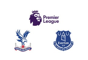 Premier League Crystal Palace vs Everton