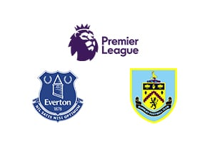 Premier League Everton vs Burnley
