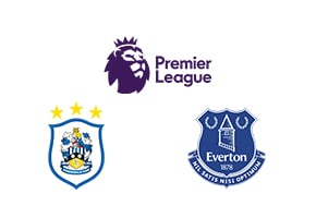 Premier League Huddersfield vs Everton
