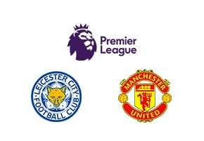 Premier League Leicester vs Man Utd