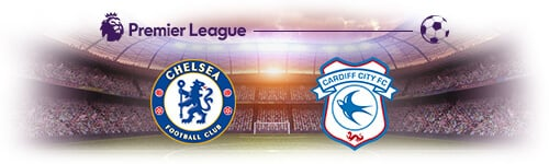 Premier League Chelsea vs Cardiff