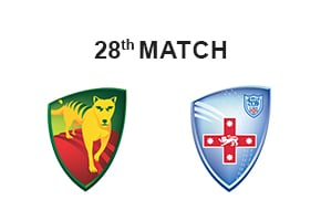 Prediction Tasmania vs New South Wales 28th Match