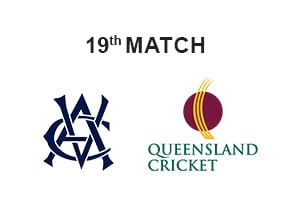 Prediction Victoria vs Queensland