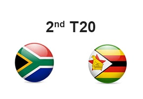 Prediction South-Africa vs Zimbabwe 2nd T20