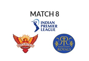 Prediction Sunrisers Hyderabad vs Rajasthan Royals