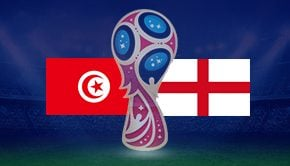Tunisia vs England