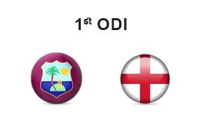 Prediction West Indies vs England 1st ODI