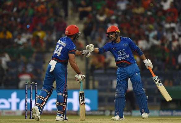 Afghanistan vs Bangladesh Highlights