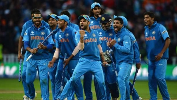 India in Asia Cup 2018