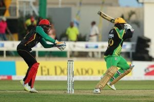 Jamaica Tallawahs vs St Kitts and Nevis Patriots