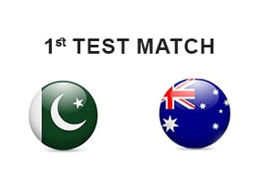 Prediction 1st Test Match Pakistan vs Australia