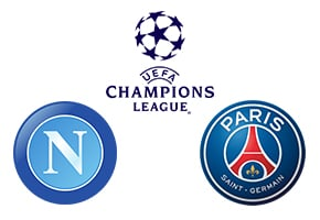 Napoli vs Paris Champions League
