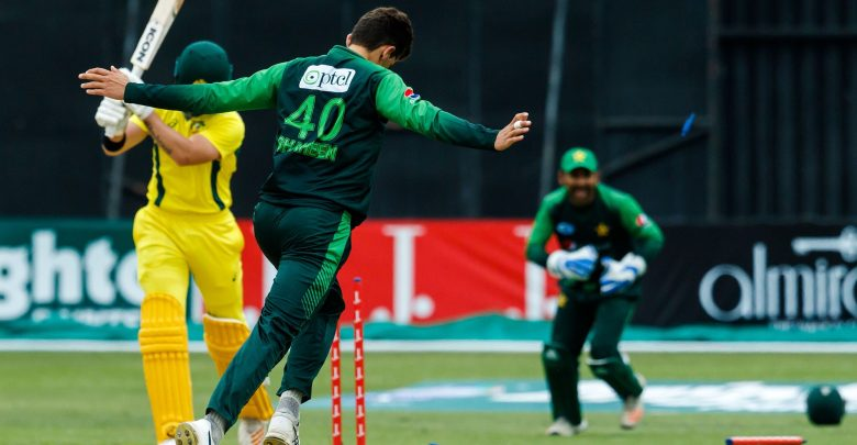 Pakistan vs Australia Series Highlights