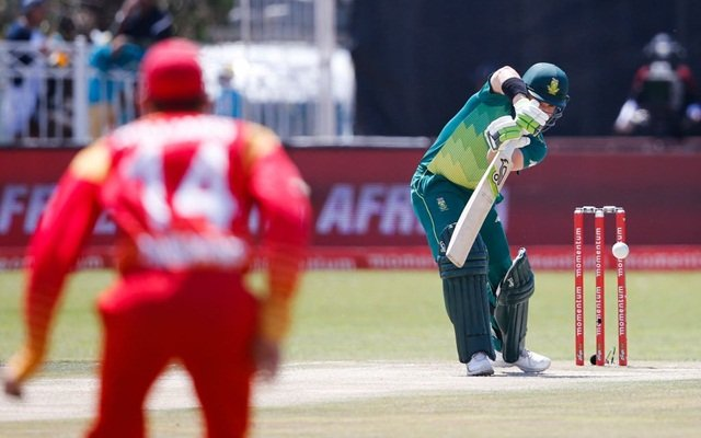 South Africa vs Zimbabwe 1st T20