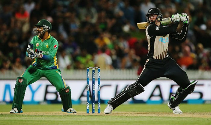 Pakistan vs New Zealand T20I Series 2018