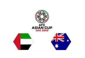 AFC Asian Cup 2019 United Arab Emirates vs Australia