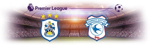 Premier League Huddersfield vs Cardiff