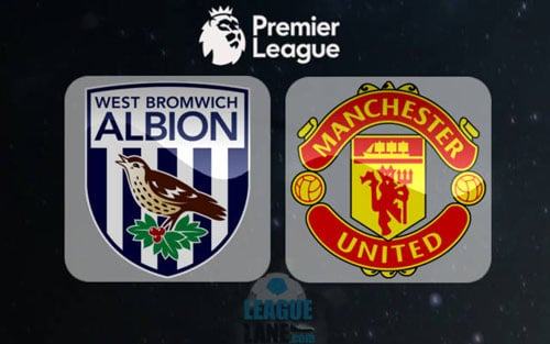 West Brom vs Manchester United