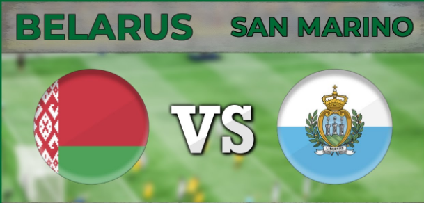 Soi kèo UEFA Nations League Belarus vs San Marino, 01:45 ngày 08/09 – Theo M88