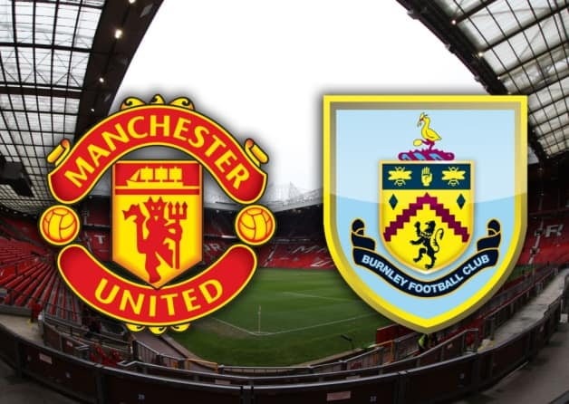 Burnley vs Manchester United