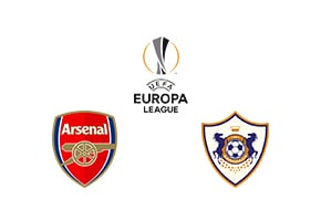 Arsenal vs Qarabag UEFA Europa