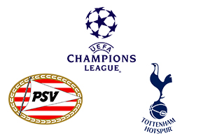 CL PSV vs Tottenham