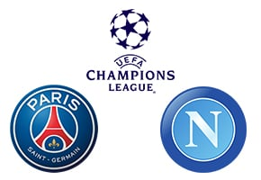 CL Paris vs Napoli