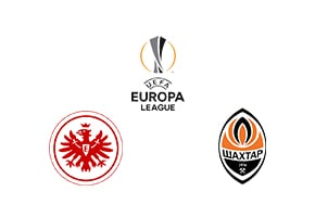 Europa League Eintracht vs Shakhtar Donetsk