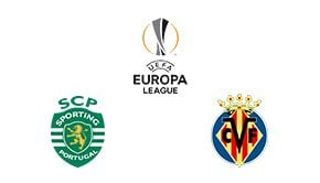 Europa League Sporting vs Villarreal