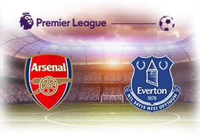 PL Arsenal vs Everton