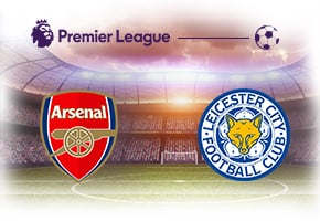 PL Arsenal vs Leicester
