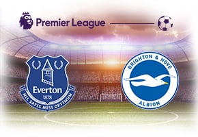 PL Everton vs Brighton