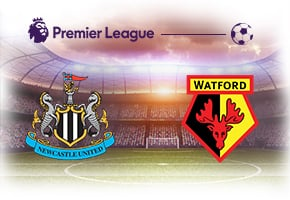 PL Newcastle vs Watford