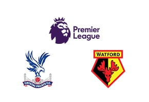 Premier League Crystal Palace vs Watford