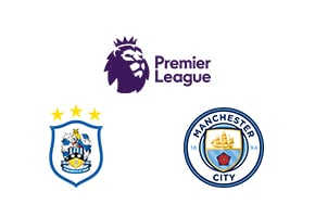 Premier League Huddersfield vs Man City